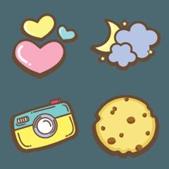 Cute Cute Emoji