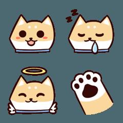 Shine Shiba emoji