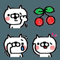 猫ちゃんの絵文字
