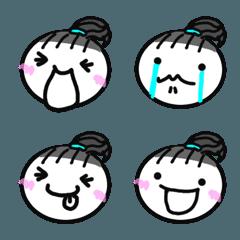 使いやすい女の子の絵文字