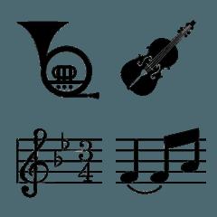 モノクロ楽器
