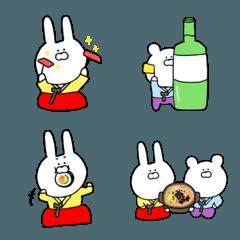 韓国好きへ♥ウサギとクマの韓国料理♥