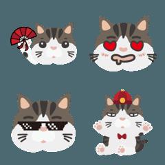 ネコの顔文字