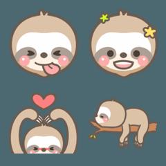 Charming Sloth Emoji