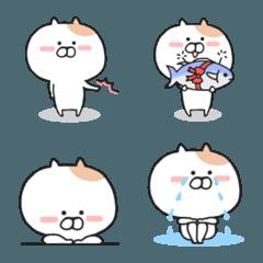真顔なネコ♡