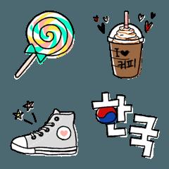韓国系絵文字Ⅱ