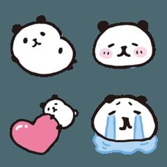 ゆる〜っとパンダの絵文字1