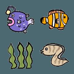 食べ物絵文字 お魚