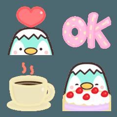 A penguin-shake_Emoji