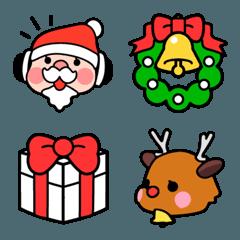クリスマス 絵文字 the Best ♪