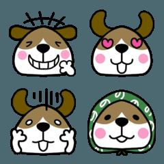 犬さん【ビーフィー】の絵文字