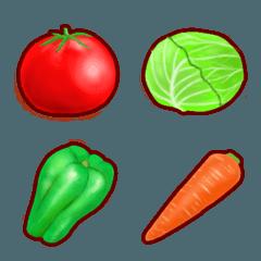 野菜の絵文字