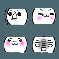 ツッコミ絵文字(顔文字編4)
