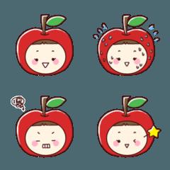 りんごちゃん絵文字