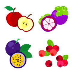 Fruits Emoji