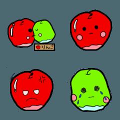 らぶりんご絵文字