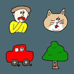 Jurmin's emoji