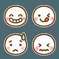 よく使う*基本の表情セット*シンプル