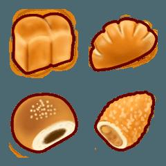 パンの絵文字
