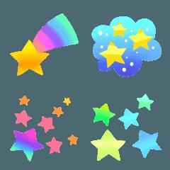 虹色可愛いきらきらコレクション