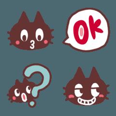 大人カワイイ♥シンプル黒ネコにゃんこ!