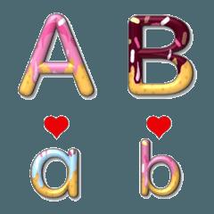 Chocolate & Heart Emoji