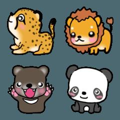 動物の絵文字
