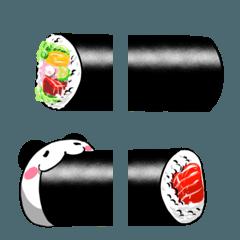 のびろ!巻き寿司絵文字
