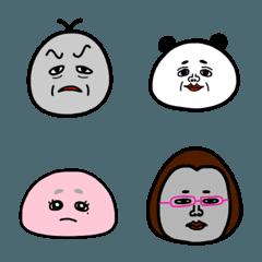 性格の悪いハエと愉快な仲間たち