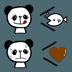 パンダ絵文字