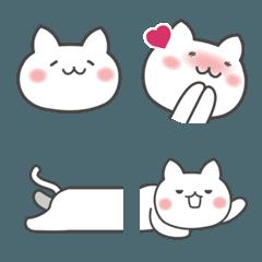 女子のためのネコ♥【絵文字】