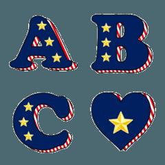 Emoji that imaged the USA