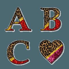 Leopard Pattern Emoji