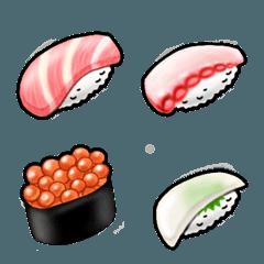 寿司の絵文字