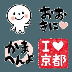 京都の人【ひとこと京ことば】