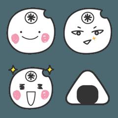 お米マンの絵文字Ver1.1