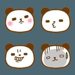 パンパン パンダの絵文字②