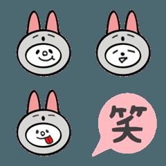 ゆるゆるどうぶつたち1(絵文字)