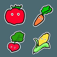 シュール de お野菜