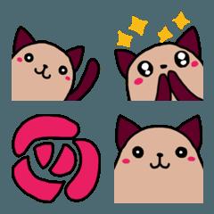 ブサ猫第2弾(えもじ1)