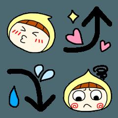 マシュマロイエロー(絵文字)
