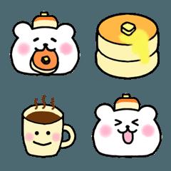 パンケーキぼうや♪ゆるかわ絵文字