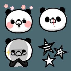 パンダ 絵文字