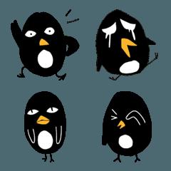 Ugly penguin