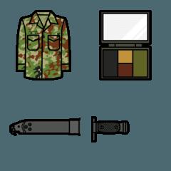 陸上自衛隊コレクション