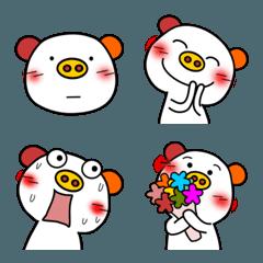ぷーちゃん(絵文字)Voi,1