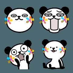 お花っちょパンダ(絵文字)Voi,1