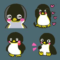ペンギン 絵文字