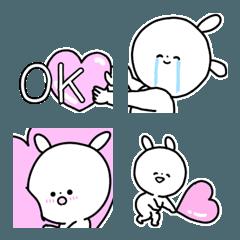 ハート専用の絵文字/ピンク/好きな気持ち