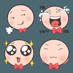 Stunt man Emoji so cute